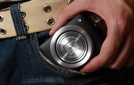 扭蛋般的濾鏡!Canon Powershot N 趣味試玩