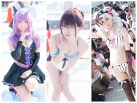 養眼!日本 Comiket 展 Cosplay 圖集第二彈