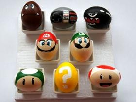 復活節拼創意!角色彩蛋大集合