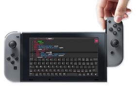 沒遊戲玩?自己寫吧!Switch 遊戲程式編輯工具「FUZE Code Studio」