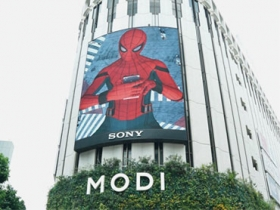 東京涉谷 MODI 蜘蛛人返校日 Sony Square 特別企劃!
