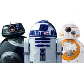 《星際大戰》新電影上映前,Sphero 推 R2-D2、BB-9E 機器人玩具