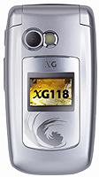XG 118