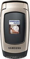 Samsung SGH-X508