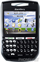 BlackBerry 8707g