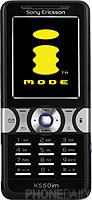 Sony Ericsson K550im