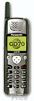 Panasonic GD70
