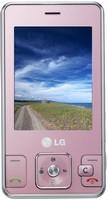 LG KC550 Pink