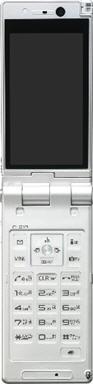 Panasonic DoCoMo P-01A 介紹圖片