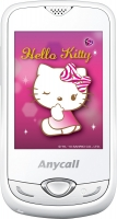 Samsung S3370 Hello Kitty