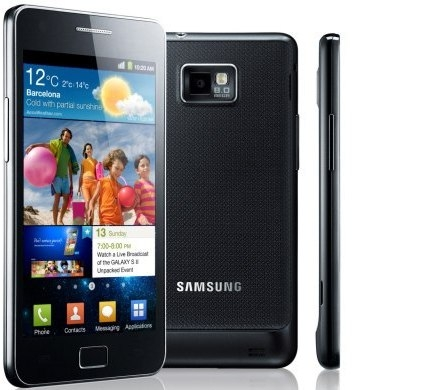 Samsung i9100 Galaxy S II 32GB 介紹圖片