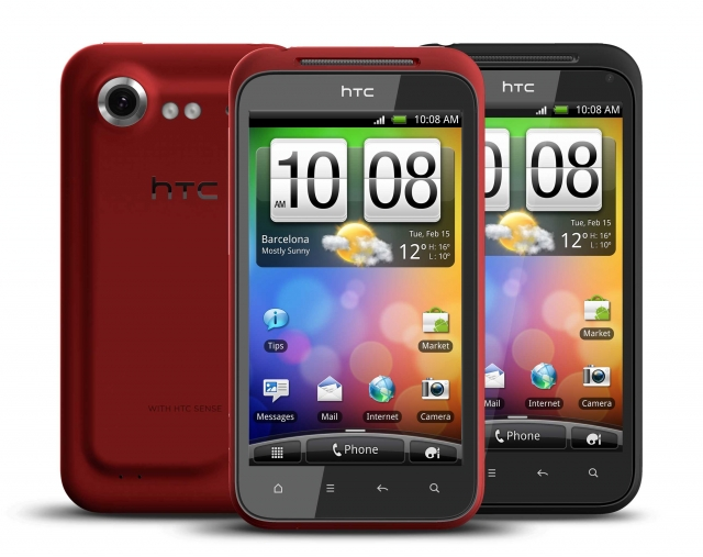 HTC Incredible S 介紹圖片