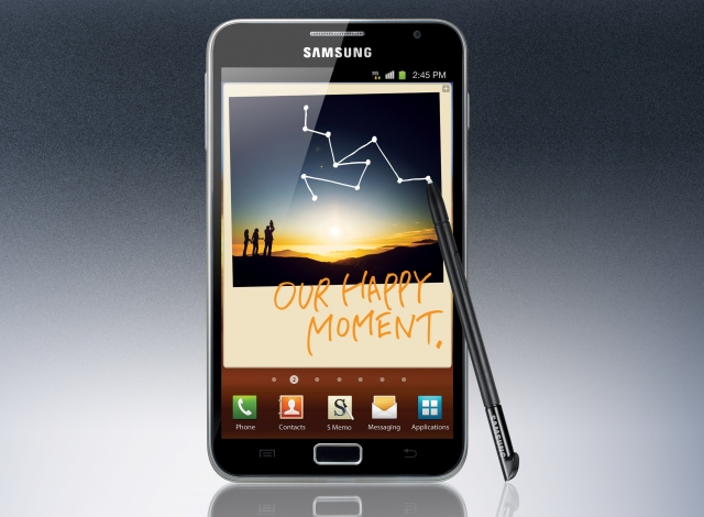 Samsung N7000 Galaxy Note 16GB 介紹圖片