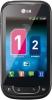 LG Optimus Net 雙卡