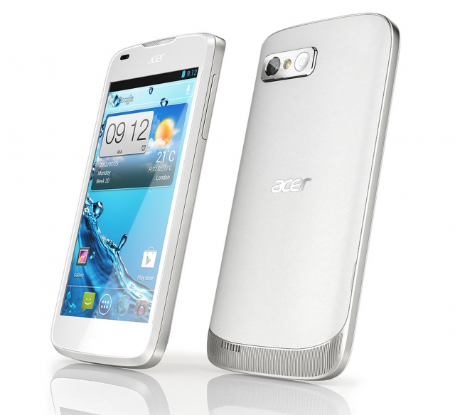 Acer Liquid Gallant E350 介紹圖片