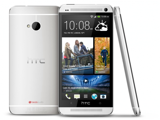 HTC One 4G LTE 介紹圖片
