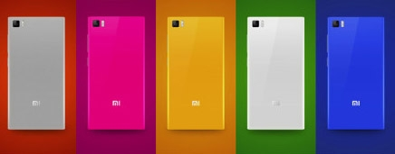 Xiaomi 小米 3 介紹圖片 - 1