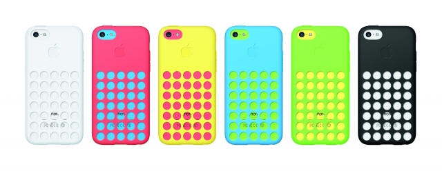 Apple iPhone 5c 8GB 介紹圖片