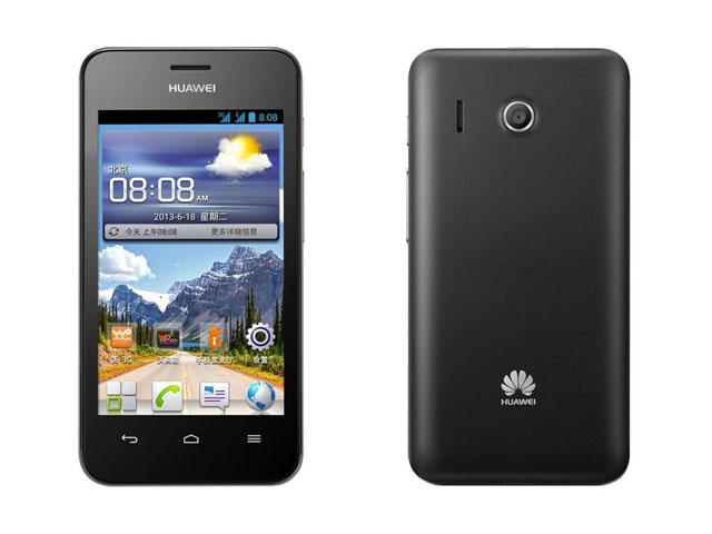 HUAWEI Ascend Y320D 介紹圖片