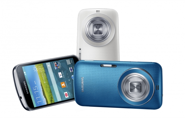 Samsung Galaxy K zoom 介紹圖片