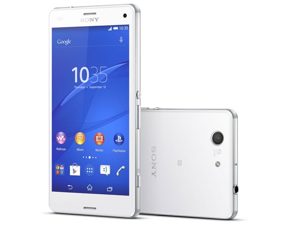SONY Xperia Z3 Compact 介紹圖片
