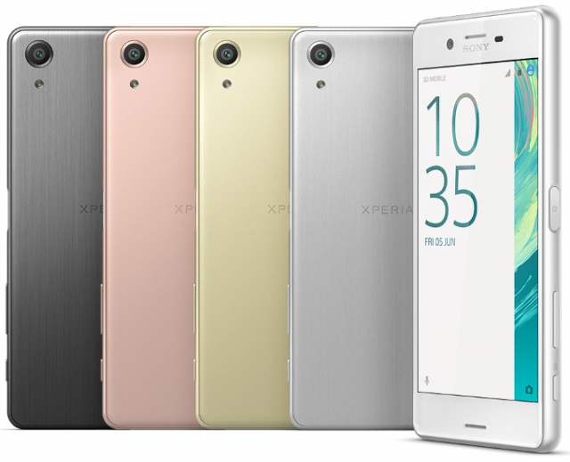 SONY Xperia X Performance 介紹圖片