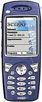 全球第一隻彩色智慧型手機 Sendo Z100