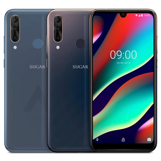 平價超廣角三鏡頭手機,SUGAR T50、T10 登台開賣