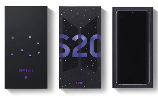 Samsung Galaxy S20+ BTS 版 手機介紹 - ePrice.HK 流動版