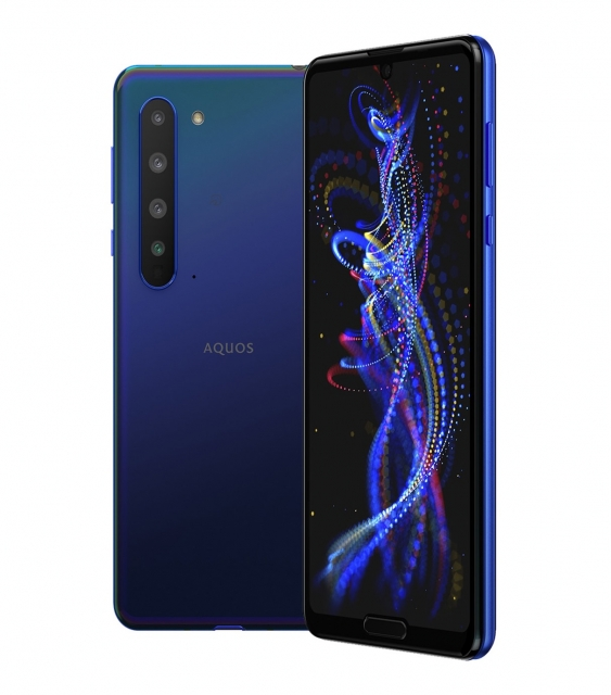 SHARP AQUOS R5G 介紹圖片