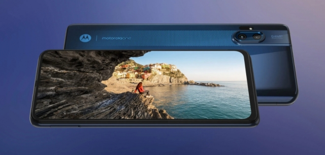 Moto One Hyper 介紹圖片