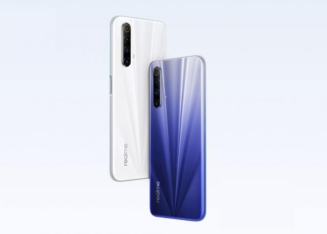 realme X50 5G (6GB/128GB) 介紹圖片