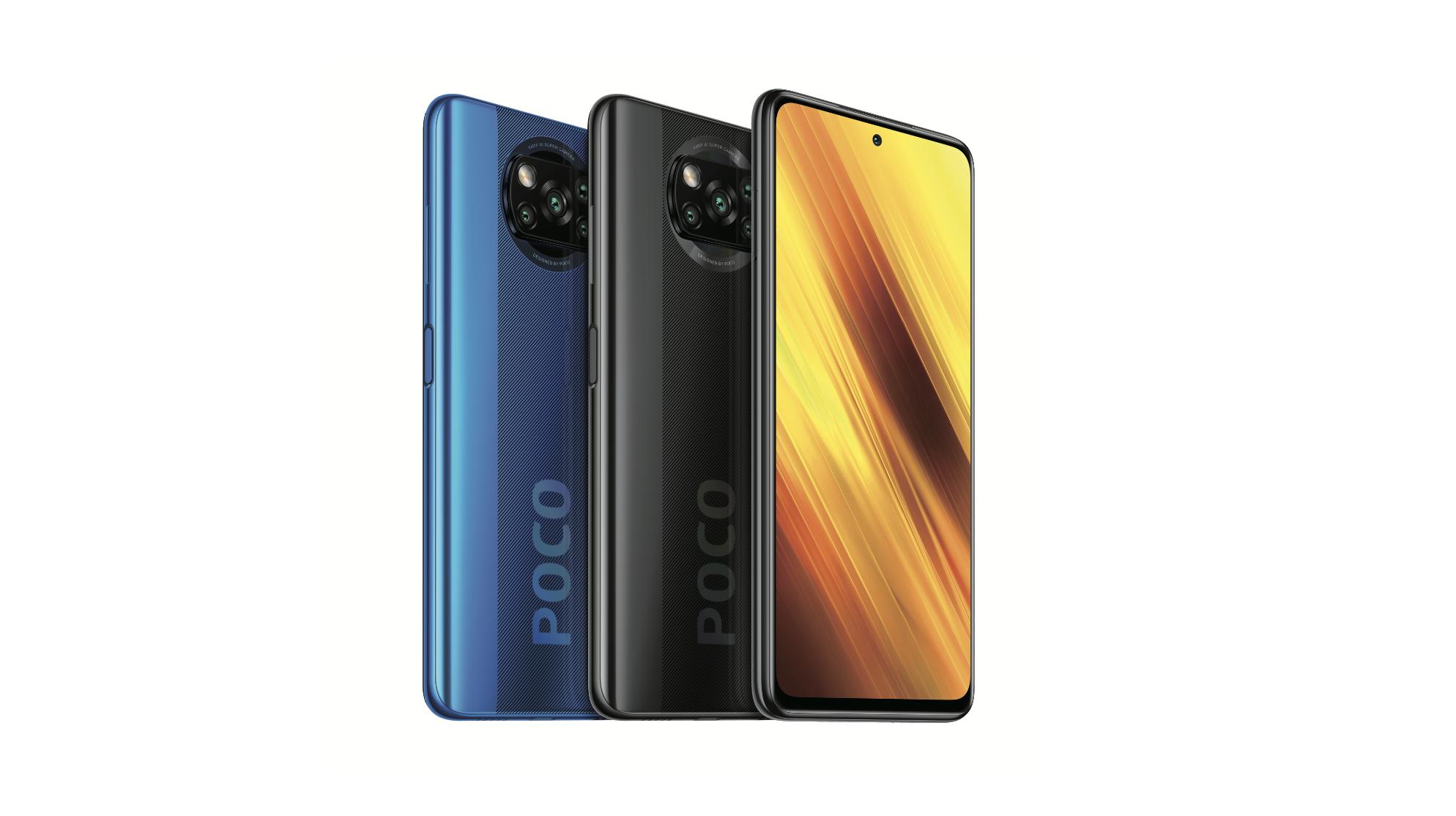 Xiaomi POCO X3 NFC 手機介紹 - ePrice.HK 流動版
