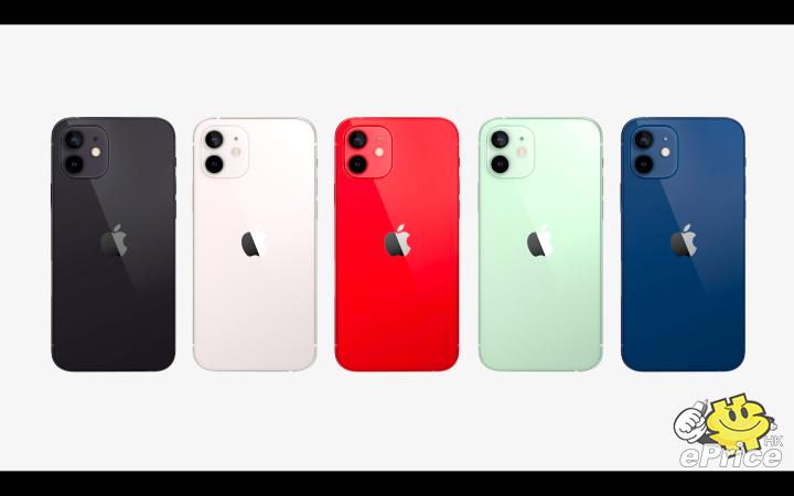 Apple iPhone 12 Mini 64GB 手機介紹 - ePrice.HK 流動版