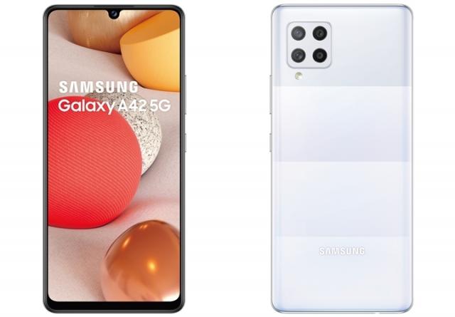 Samsung Galaxy A42 5G (6GB+128GB) 介紹圖片