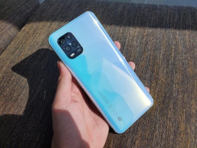 Xiaomi 10 Lite 5G (6GB+128GB) 介紹圖片