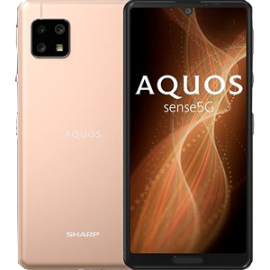 SHARP AQUOS sense 5G