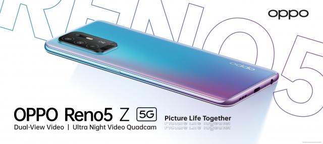 OPPO Reno5 Z 手機介紹 - ePrice.HK 流動版