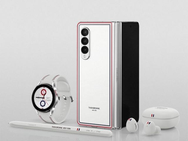 Samsung Galaxy Z Fold3 5G Thom Browne規格、價錢與介紹 - ePrice.HK 流動版-0