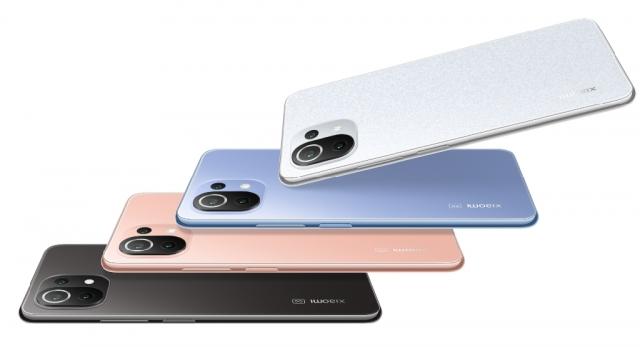 Xiaomi 11 Lite 5G NE (8GB/128GB) 介紹圖片