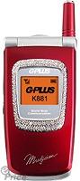 G.PLUS K881 鑽石版 限量發售