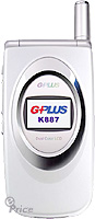 GPLUS 即將推出K881+、K887 兩款全彩手機