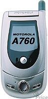Moto A760