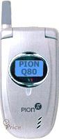 Pantech Pion Q80