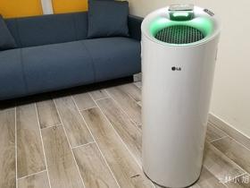【好文要推】LG PuriCare 空氣清淨機( WiFi 遠控版) 開箱