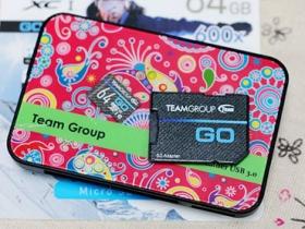 運動相機專用,十銓科技 Go Card 記憶卡測試