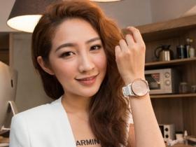有指針的智慧錶 Garmin vivomove HR 台灣上市