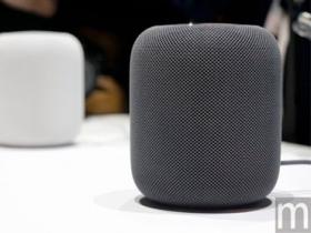 蘋果智慧喇叭 HomePod 還需要一點時間做準備,2018 年初才會正式上市