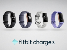 Fitbit Charge 3 新手環 11 月上市