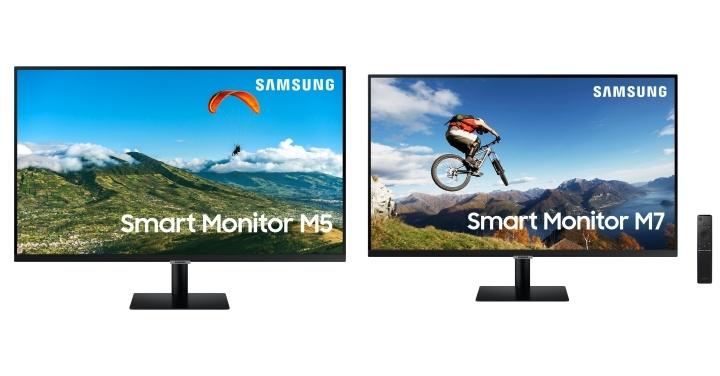 三星推出两款智能网络显示器智能显示器M7 / M5,起价为6,990美元-第1页-计算机游戏相关讨论区